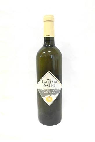 Vin de gaillac blanc Cuvée St Laurent de Saurs
