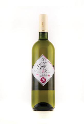 Vin de gaillac blanc Le rebelle