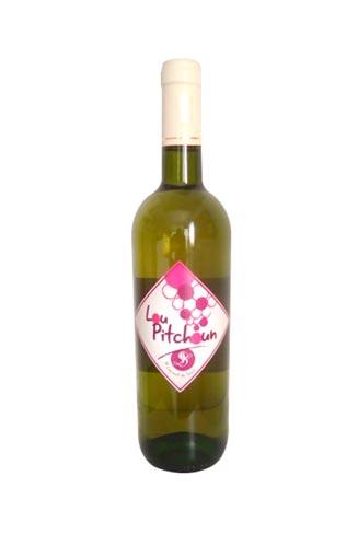 Vin de Gaillac blanc Cuvée Lou Pitchoun