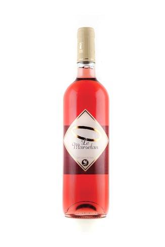 Vin de Gaillac rosé Cuvée Marselan