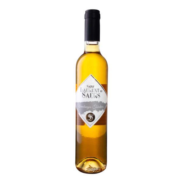 Vin de Gaillac blanc Cuvée St Laurent de Saurs Vendanges tardives