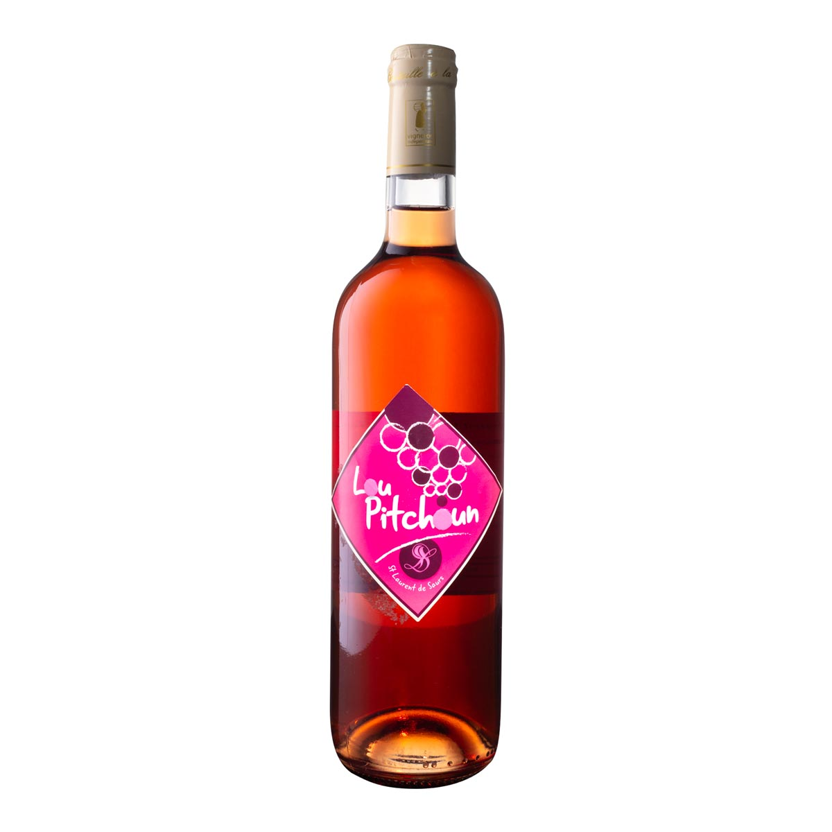 Vin de Gaillac rosé Lou Pitchoun