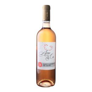 Vin de Gaillac rosé – Cuvée Anges & Cie Le Gourmand