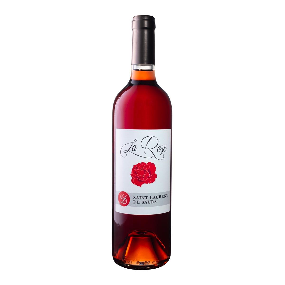 Vin de Gaillac rosé Cuvée La Rose
