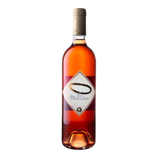 Vin de Gaillac Rosée Cuvée le Marselan