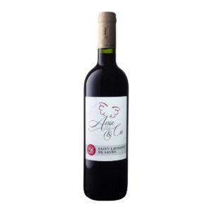 Vin de Gaillac rouge – Cuvée Ange & Cie Cantegal