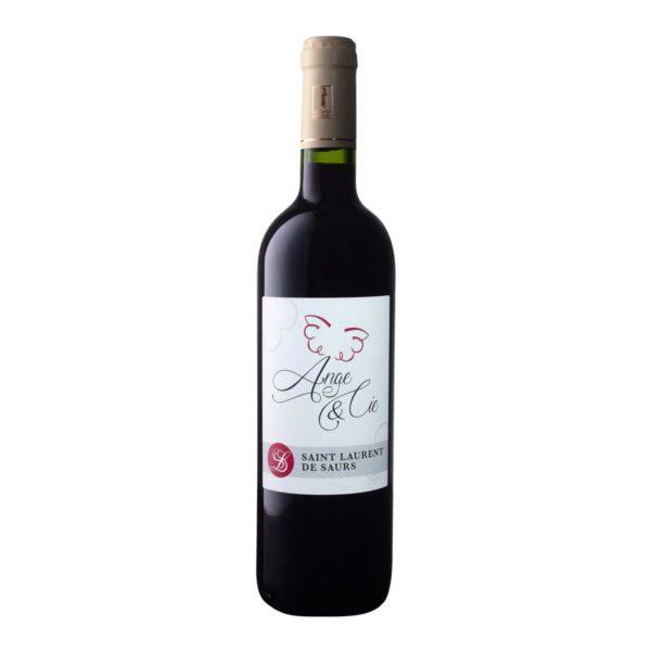 Vin de Gaillac rouge Cuvée Ange et Cie Cantegal